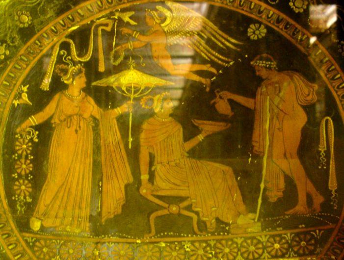 Боги древнего рима янус лары маныи